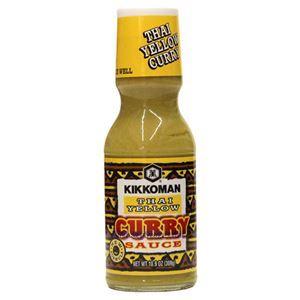 Picture of Kikkoman Thai Yellow Curry Sauce   10.9 Oz