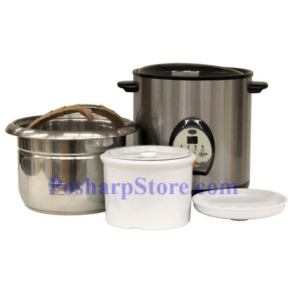 Picture for category Myland EMFC1070 (1007)Computerized Multi-function Cooker 7 Liters