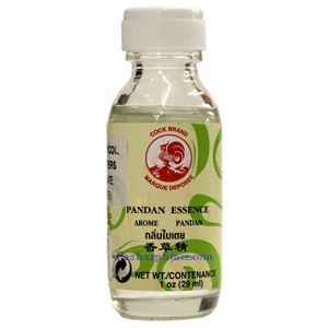 Picture of Cock Brand Pandan Essence 1 Oz