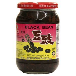 Picture of  Zhuangyuan Vegetarian Black Beans 13.4 Oz