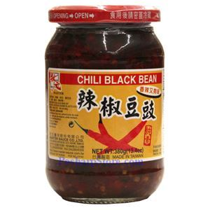 Picture of Zhuangyuan Chili Black Beans 13.4 Oz