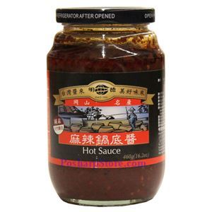 Picture of Mingteh Hot  Sauce 16 Oz