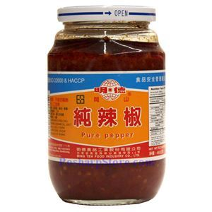 Picture of Mingteh Pure Chili Sauce 16 Oz