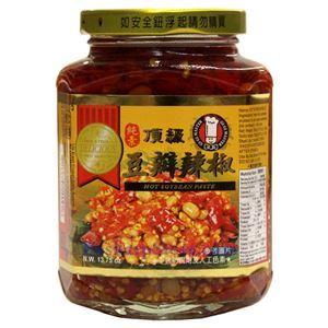 图片 顶级牌豆瓣辣椒 400克