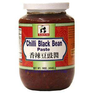 Picture of Linlin Chili Black Bean Paste 16 Oz