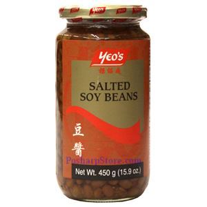 Picture of Yeo's Slated Soy Bean Paste 16 Oz
