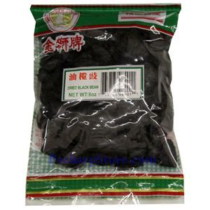 Picture of Golden Lion Preserved Black Olive 8 Oz
