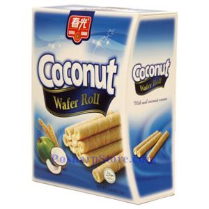 Picture of Chunguang Coconut Wafer Roll 6 oz