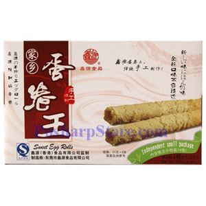 Picture of Xinyuan Sweet Egg Rolls 5.2 Oz