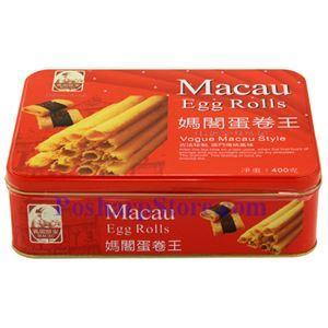 Picture of Macau Food  Egg Rolls 14 Oz