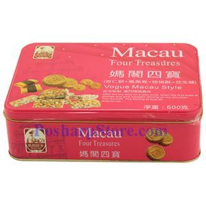 Picture of Macau Food  Four Treasures 21 Oz