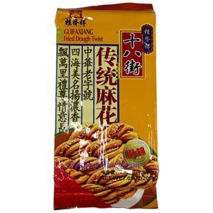 图片 桂发祥牌传统麻花 200克