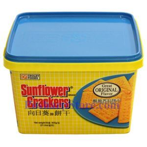 Picture of Sunflower Original Flavor Crackers 21 Oz
