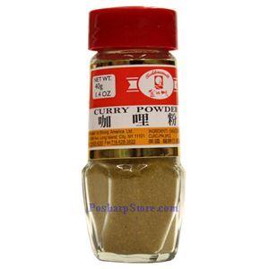 图片 金之味牌咖喱粉 40克
