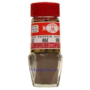 Picture of Golden Smell Red Peppercorn Salt 2.3 Oz