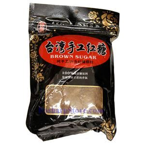 Picture of Lam Sheng Kee Taiwan Brown Sugar 14 Oz