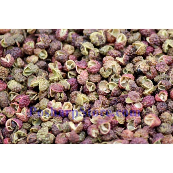 Picture for category Premium Red Sichuan Peppercorns 2 Oz
