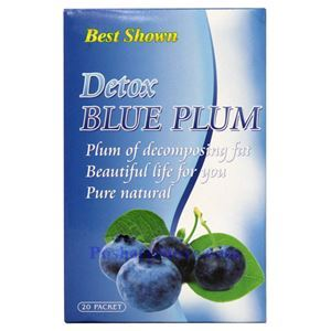Picture of Detox Blue Plum