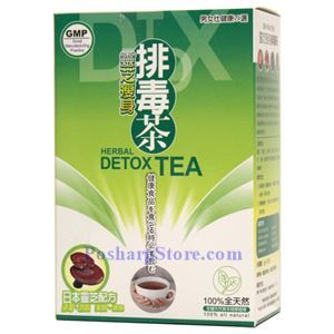 Picture of Natural Lingzhi Herbal Slim & Detox Tea