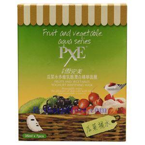 Picture of Sewame PXE Fruit & Vegetable Yogurt Whitening Mask 7 pcs