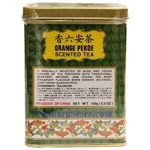 Picture of Golden Dragon Orange Pekoe Scented Tea 5.3 Oz