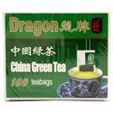 图片 龙牌有机绿茶 100茶袋装