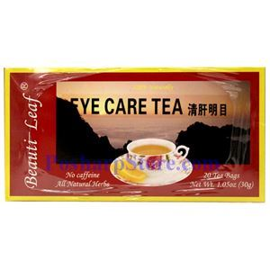 Picture of Beauti-Leaf Eye Care Tea, 20 Teabags