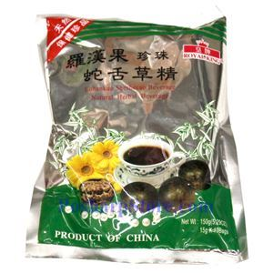 Picture of Royal King Instant Lohankuo Sheshecao Tea 10 Sachets