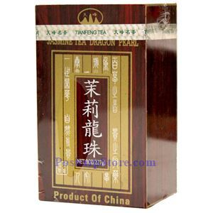 Picture of Tianfeng Dragon Pearl Jasmine Tea 8 Oz