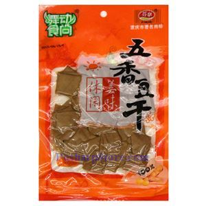 Picture of Chongqing Funlife Preserved Five Spice Tofu 2.8 Oz