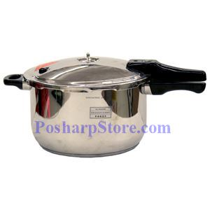 Picture of Myland 11-Inch Multi-Insurance Stainless Steel Pressure Cooker