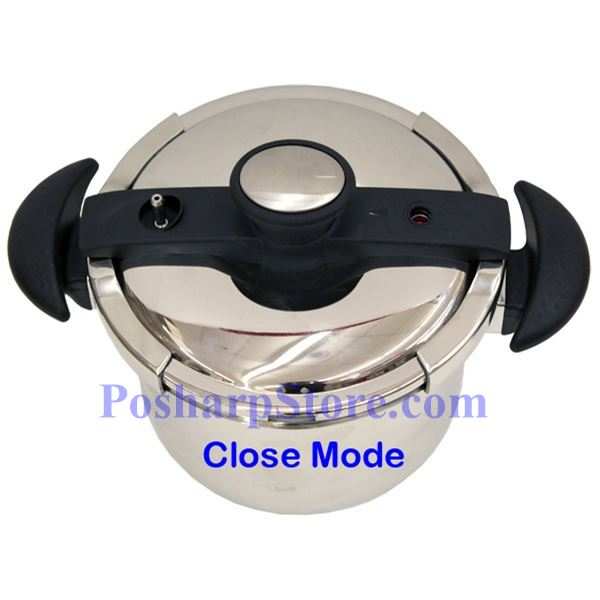 Picture for category Myland 6 Quarter  Stainless Steel Pressure Cooker
