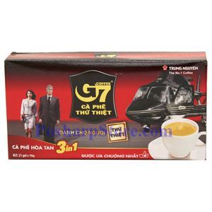 Picture of Trung Nguyen G7 3-In-1 Instant Coffee 21 Sachets