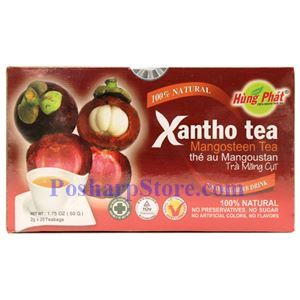 Picture of Hung Phat Mangosteen Tea (Xanthon Tea ) 25 Teabags