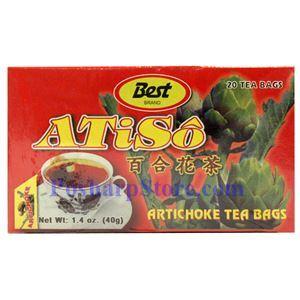 Picture of Best Brand Artichoke Tea 20Teabags