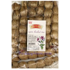 Picture of Dongming Bamboo Shell Wrapped Herbal Tea 8 Strings