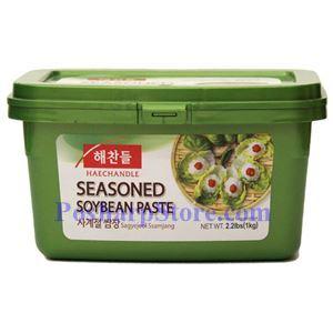 图片 韩国好餐得Haechandle牌调味黄豆酱 1公斤