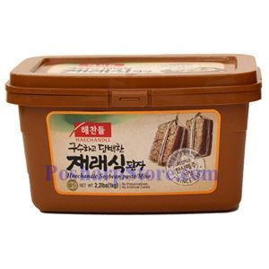 Picture of Haechandle Korean Soybean Paste (Miso Doenjang) 2.2 Lb