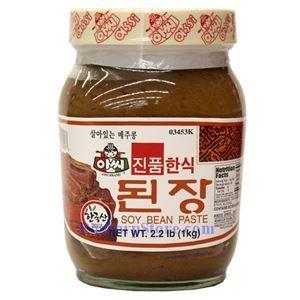 图片 韩国Assi 牌韩式黄豆酱 1000克