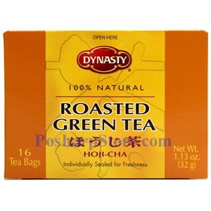 Picture of Dynasty Roasted Green Tea 16 Bags