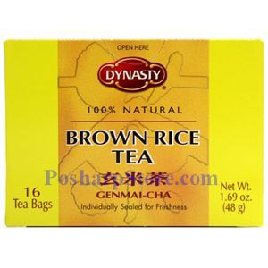 Picture of Dynasty Brown Rice Tea (Roasted Rice Tea) 16 Bags