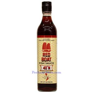 Picture of Red Boat Premium Fish Sauce 17 Fl oz