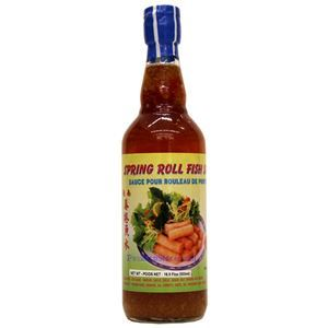 Picture of Asian Boy Spring Roll Fish Sauce 17 Fl oz