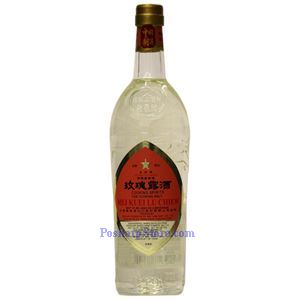 Picture of Super Star Mei kuei Lu Chiew (Cooking Wine 54%) 25 oz