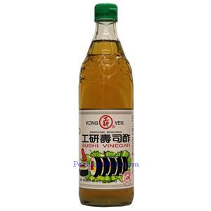 Picture of Kong Yen Genuine Brewed Sushi Vinegar 20 Fl oz