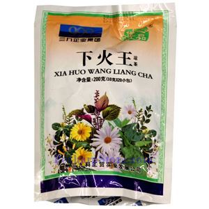 Picture of 999 Brand Cooling Herbal Tea (Xia Huo Wang) 20 Bags