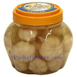 Picture of Zhenwei Pickled Whole Garlic 2.2 Lbs