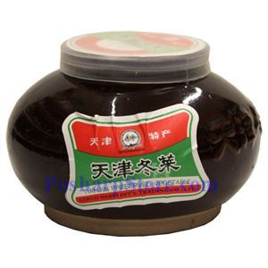 Picture of Green Bamboo Tianjin Preserved Vegetables (Dongcai) 17.6 Oz
