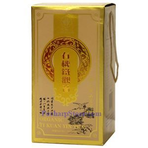 Picture of Tian Hu Shan Organic Ti Kuan Yin Tea 10.7 Oz