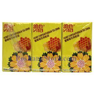 Picture of Vitasoy Honey Chrysanthemum Tea Drink 8.4 Fl Oz (6 Pack)